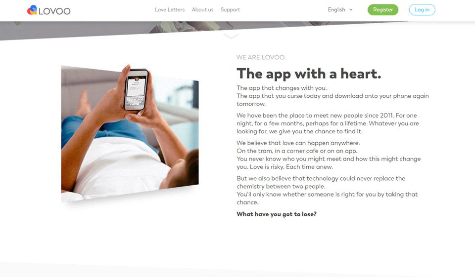 Online lovoo zeichen LOVOO® Apps