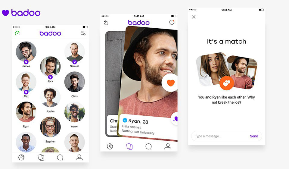 Badoo accurate status is online How to