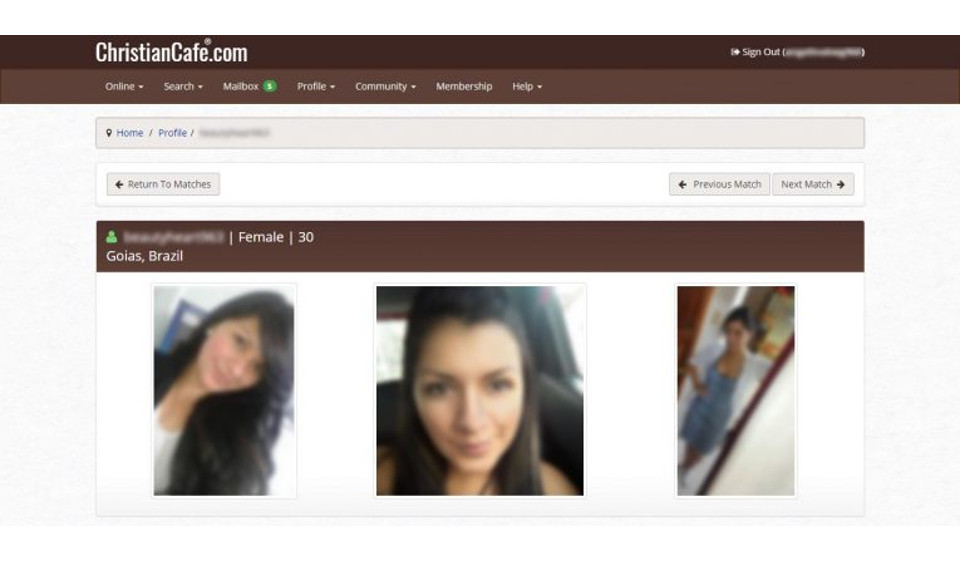 dating site background check