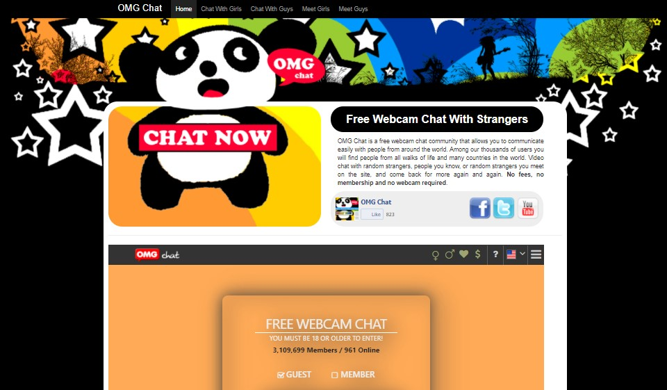 OMGChat review – what do we know about it?