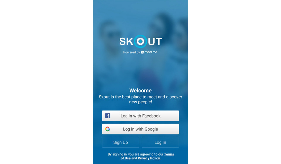 Search by name skout How to