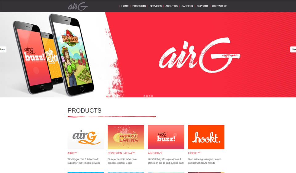 AirG Recenzja 2021