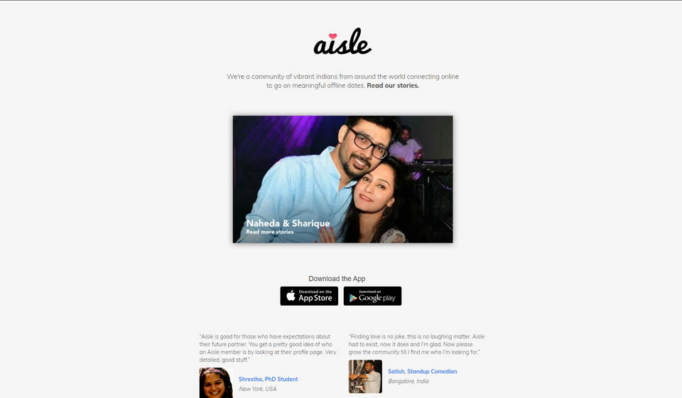 Aisle review – what do we know about it?