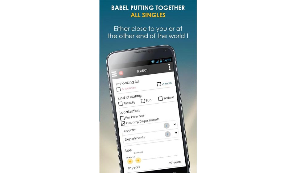Babel Dating Site Diam ca caut un tip muritor