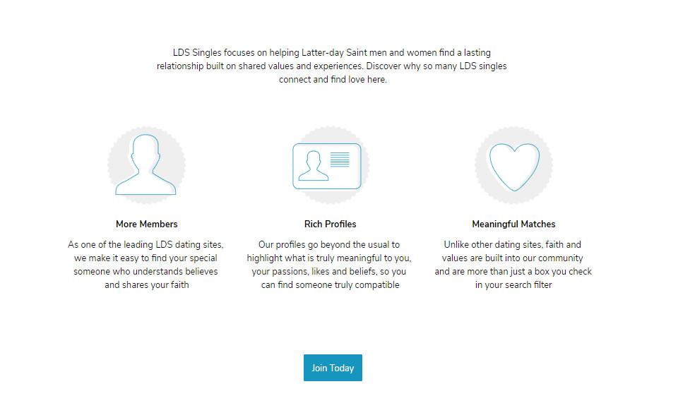 Sites de rencontre LDS : Utilisateurs, Prix, Inscription💗💗💞