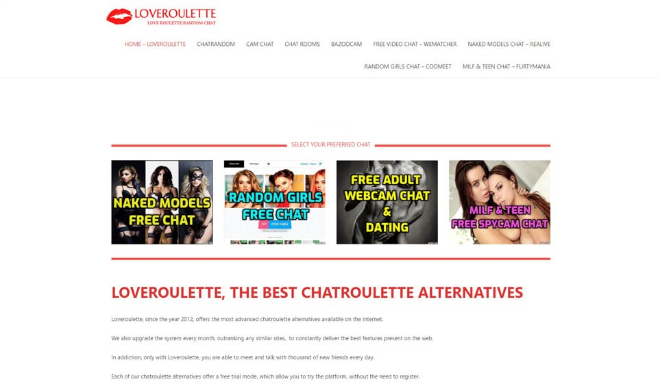 Loveroulette Review – What Do We About It?