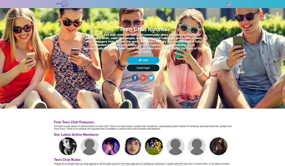 TeenChat Review – what do we know about it?