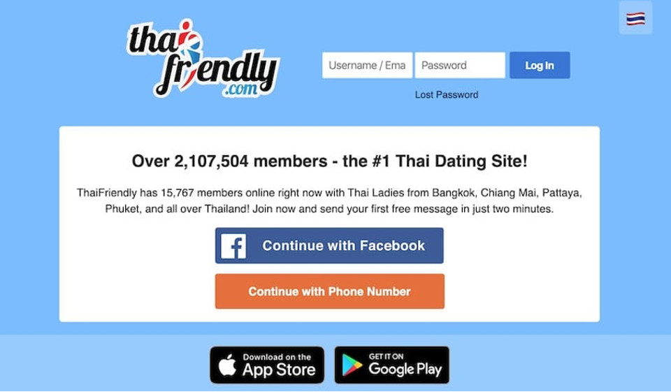 ThaiFriendly Avis 2021