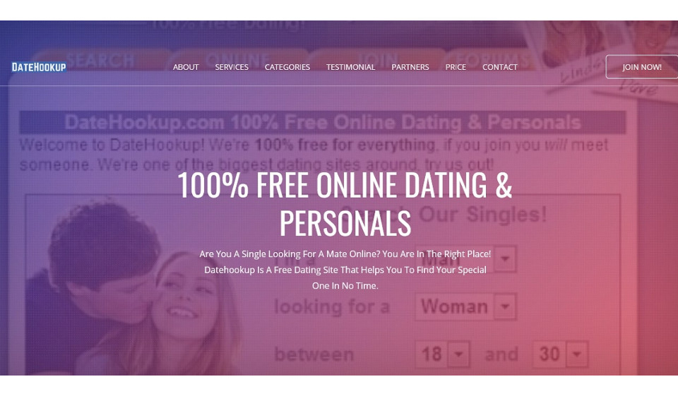 Datehookup review – what do we know about it?