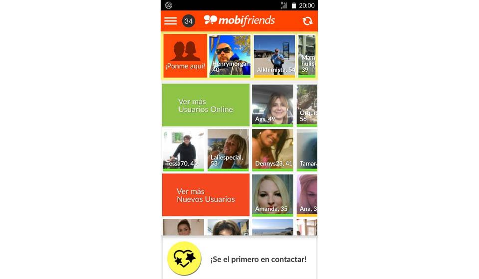 Online-check für dating-sites aktivität von person