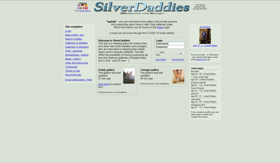 SilverDaddy Recenzja 2021