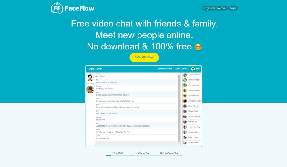 FaceFlow Opinión 2021